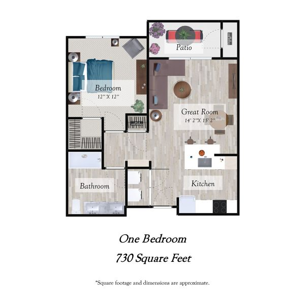 Vista-Winds-IL-One-Bed