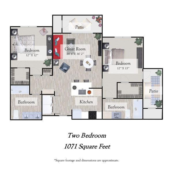 Vista-Winds-IL-Two-Bed